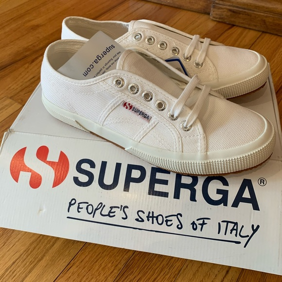 Superga Shoes - SuperGa Peoples Shoes of Italy NWT!